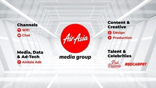 AirAsia: Cú chuyển mình từ một hãng hàng không giá rẻ thành tập đoàn truyền thông