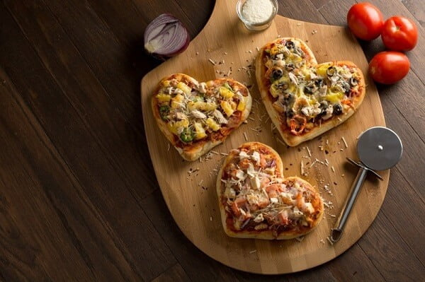 Pizza Roma - một trong các thương hiệu pizza ở việt nam