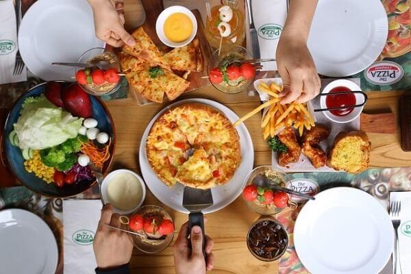 Các hàng pizza nổi tiếng thế giới không thể thiếu The Pizza Company