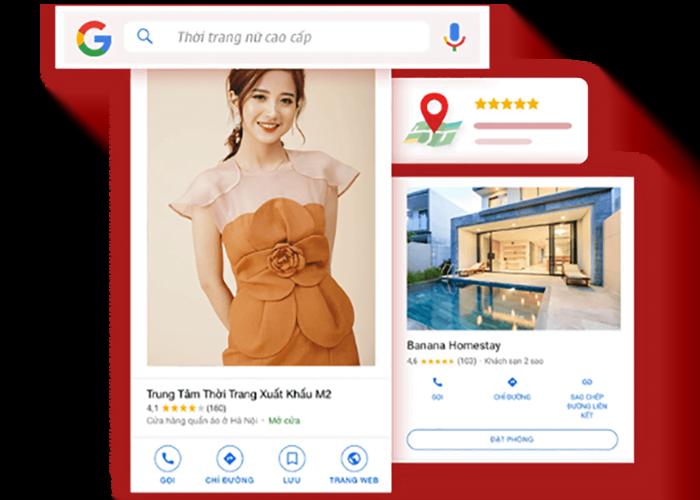 Tiếp cận hàng triệu khách hàng tiềm năng với SEO Google Maps