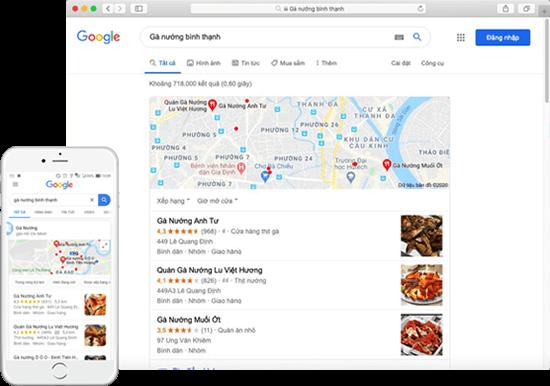 Lợi ích của việc khách hàng để lại đánh giá Google Maps