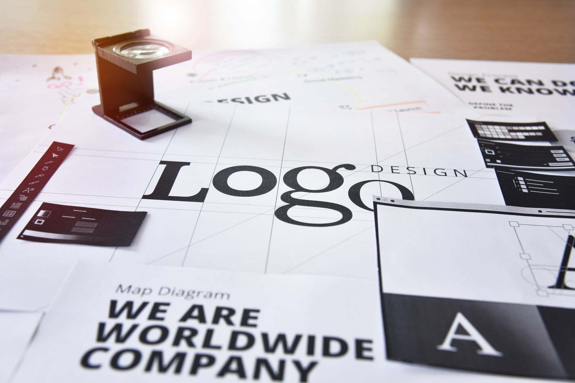 Thiết kế logo chuyên nghiệp nâng tầm thương hiệu