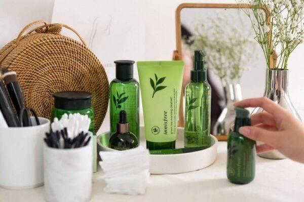 Innisfree là một trong các hãng mỹ phẩm nổi tiếng Hàn Quốc