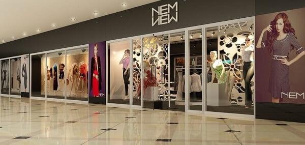 NEM Fashion lọt top các thương hiệu nổi tiếng ở Việt Nam