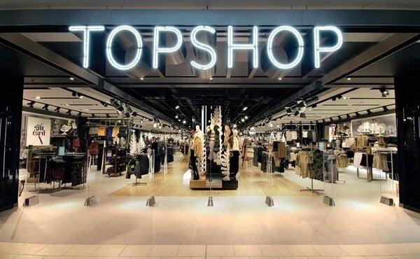 Topshop – thương hiệu thời trang bán lẻ hàng đầu nước Anh