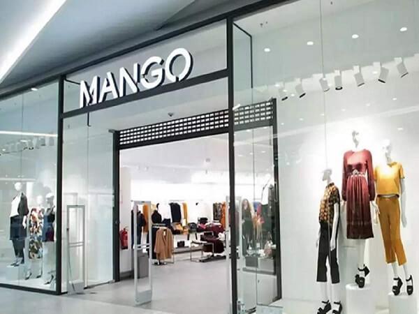 Thương hiệu thời trang nổi tiếng Mango