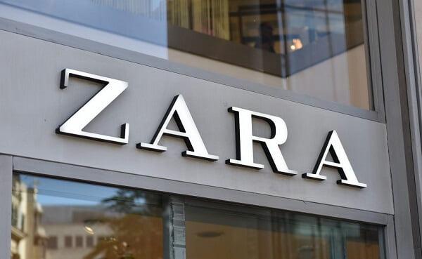 Zara thuộc top 100 thương hiệu thời trang nổi tiếng thế giới bán chạy nhất