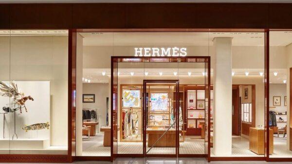 Hermes đứng vị trí thứ 6 trong bảng xếp hạng giá trị thương hiệu cao cấp năm 2020
