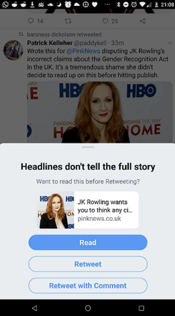 Twitter thử nghiệm tùy chọn 'Hoàn tác' mới cho các Tweet đã gửi