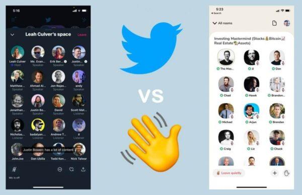 Ngoài Facebook, Twitter cũng đang nỗ lực trong cuộc đua với Clubhouse