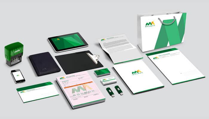 Sales Kit (Bộ tài liệu bán hàng) thể hiện sự chuyên nghiệp của doanh nghiệp