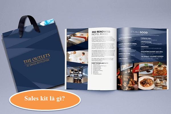Sales Kit là gì? Vai trò của Sale Kit trong hoạt động kinh doanh