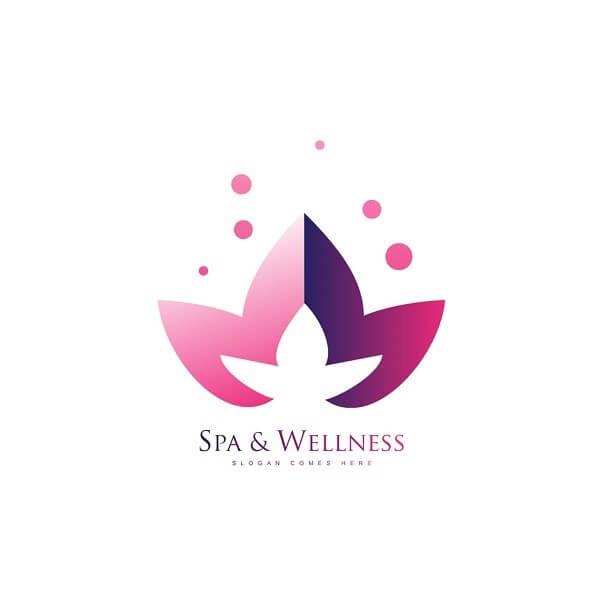 Mẫu thiết kế logo spa đẹp 2021 - Ảnh 2
