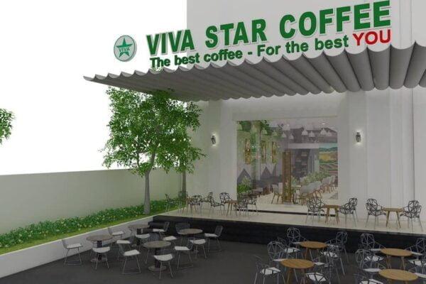 Viva Star tuy ra đời muộn nhưng có không gian vô cùng mới mẻ và đây là thương hiệu vô cùng triển vọng