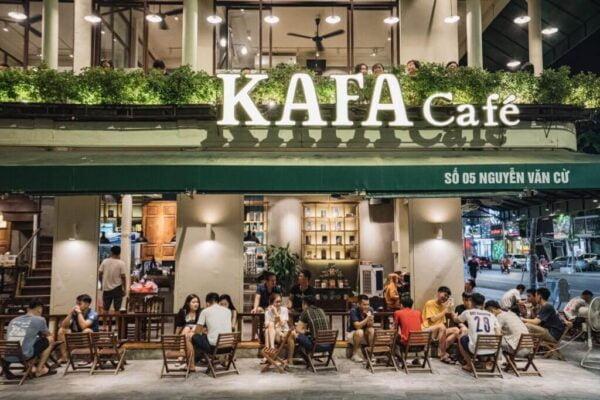 Không khí ấm cúng, thân mật tại Kafa Cafe