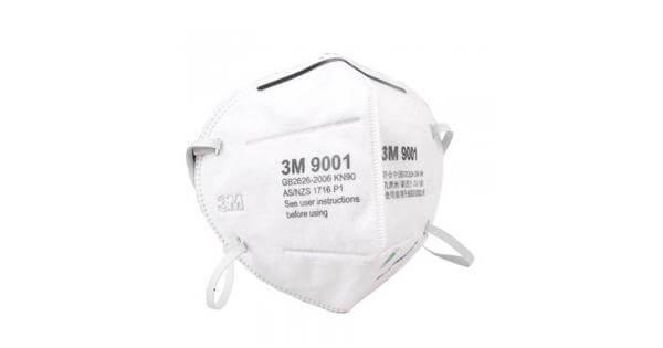 Khẩu trang y tế 3M 9001