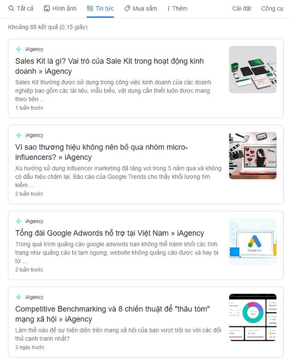 Xu hướng SEO 2021: Google tin tức là nguồn lưu lượng truy cập đầy tiềm năng