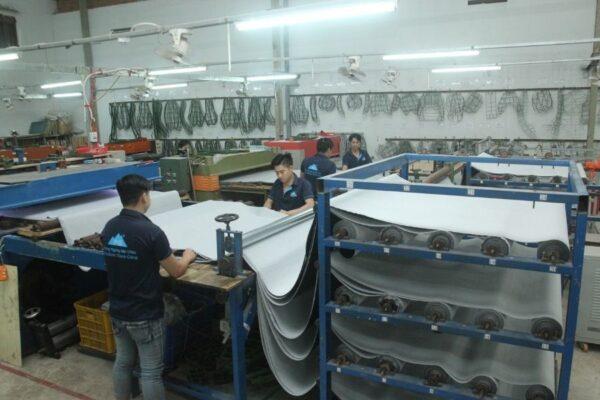 Thương hiệu yên xe máy Phú Quang